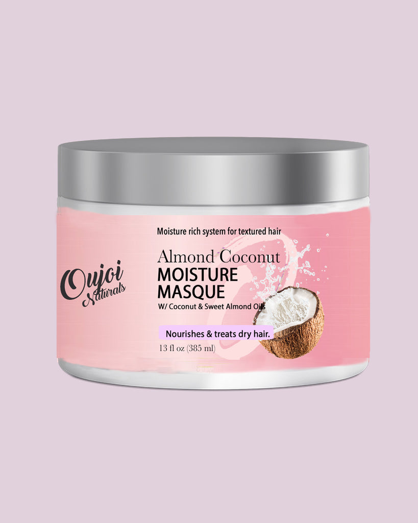 ALMOND COCONUT MOISTURE MASQUE