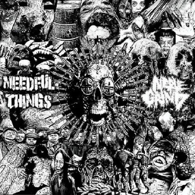 NEEDFUL THINGS / NERVE GRIND split 7