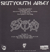 Load image into Gallery viewer, SKIT YOUTH ARMY self titled 7""