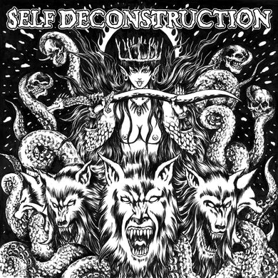 SELF DECONSTRUCTION / ARCHAGATHUS split 7
