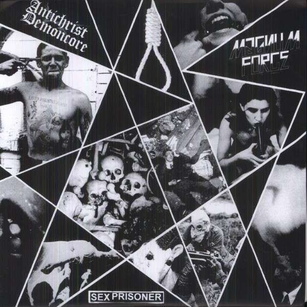 ACxDC / MAGNUM FORCE / SEX PRISONER split 10
