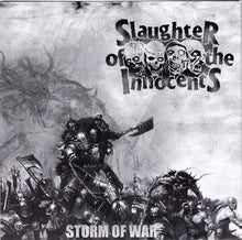 Load image into Gallery viewer, SAKATAT / SLAUGHTER OF THE INNOCENTS split 7""
