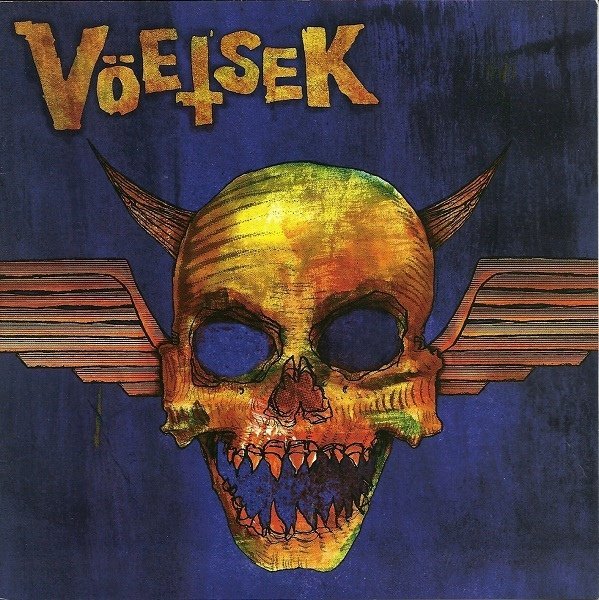 VOETSEK self titled 7