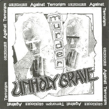 Load image into Gallery viewer, UNHOLY GRAVE / DERANGED INSANE split 7""