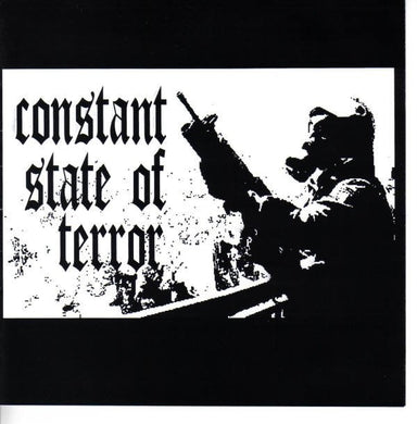 CONSTANT STATE OF TERROR self titled 7