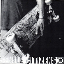Load image into Gallery viewer, ALLERGIC TO WHORES / SENILE CITIZENS split 7""