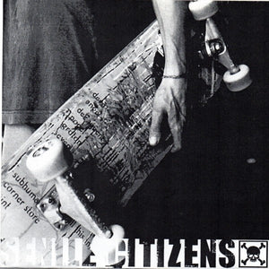 ALLERGIC TO WHORES / SENILE CITIZENS split 7""