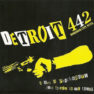 DETROIT 442 / FUNERAL MARCH split 7""