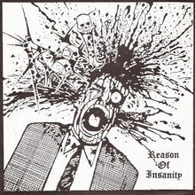 Load image into Gallery viewer, BREAD AND WATER / REASON OF INSANITY split 7""