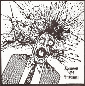 BREAD AND WATER / REASON OF INSANITY split 7""