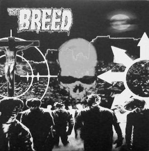 THE BREED self titled 7""