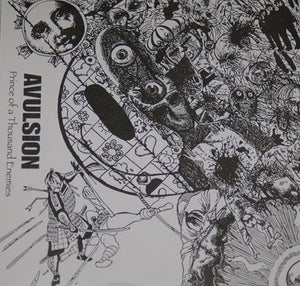 AVULSION prince of a thousand enemies 7""