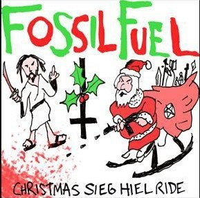FOSSIL FUEL christmas sieg hiel ride 12