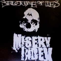 STRUCTURE OF LIES / MISERY INDEX split 12""