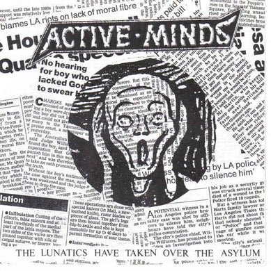 ACTIVE MINDS the lunatics have taken over the asylum 7