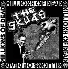 THE SKUDS millions of dead 7""