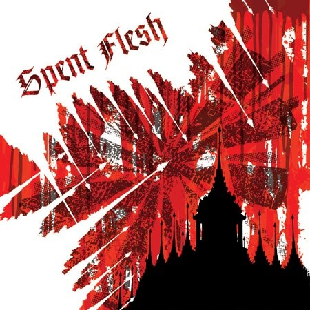 SPENT FLESH self titled 10