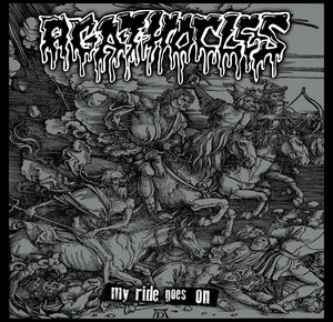 AGATHOCLES / CAUSE OF DIVORCE split 10""