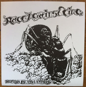 RACE AGAINST TIME depths of the antbed 7""