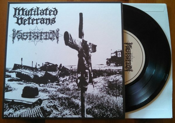 MUTILATED VETERANS / VASTATION split 7