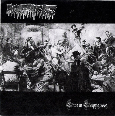 AGATHOCLES / ROT IN PIECES split 7
