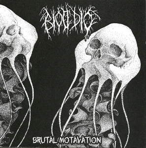 BIOCIDIO brutal motavation 7""