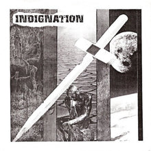 Load image into Gallery viewer, INDIGNATION / URBAN TRASH split 7""