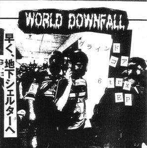 WORLD DOWNFALL 6 trx 7""