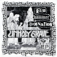 Load image into Gallery viewer, UNHOLY GRAVE / UNBIASED split 7""