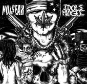 NOISEAR / IDOLS PLAGUE split 7""
