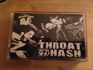 "THROAT HASH ""demo"" tape"
