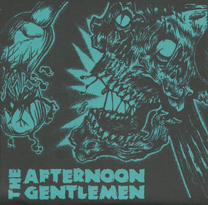 THE AFTERNOON GENTLEMEN grind in the mind 7""