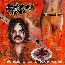 Load image into Gallery viewer, EMBALMING THEATRE / DIN ADDICT split 7""