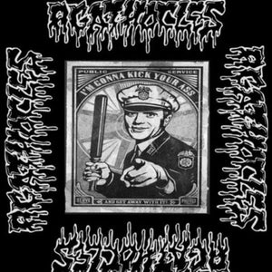 AGATHOCLES / MAXIMUM THRASH split 7""