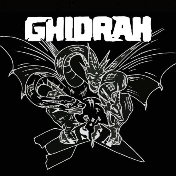 GHIDRAH self titled 7