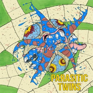 PARASITIC TWINS self titled 7""