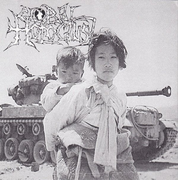 GLOBAL HOLOCAUST / DEHUMANIZED EARTH split 7