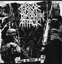 Load image into Gallery viewer, REPULSIONE /TERROR OF DYNAMITE ATTACK split 7""
