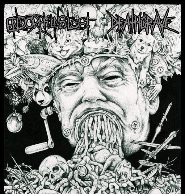 ENDORPHINS LOST / DEATHGRAVE split 7