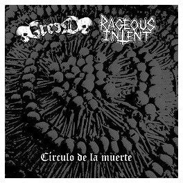 GREED / RAGEOUS INTENT split 7""