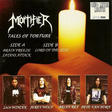 Load image into Gallery viewer, MORTIFIER tales of torture 7""