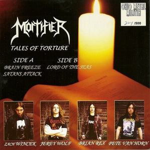 MORTIFIER tales of torture 7""