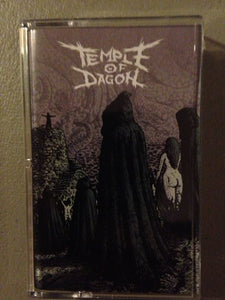 "TEMPLE OF DAGON ""rituals of the deep"" tape"