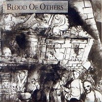 BLOOD OF OTHERS unthinkable thought 7""