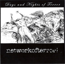 Load image into Gallery viewer, xECFCx / NETWORK OF TERROR split 7""
