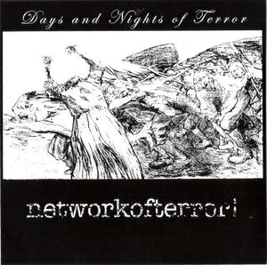 xECFCx / NETWORK OF TERROR split 7""