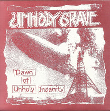 Load image into Gallery viewer, UNHOLY GRAVE / NEON HOLE split 7""