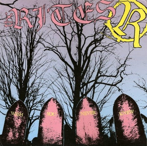 "THE RITES ""wish you never knew"" 12"""