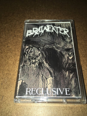 BRAINEATER reclusive Tape
