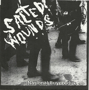 SALTED WOUNDS national buyproduct 7""